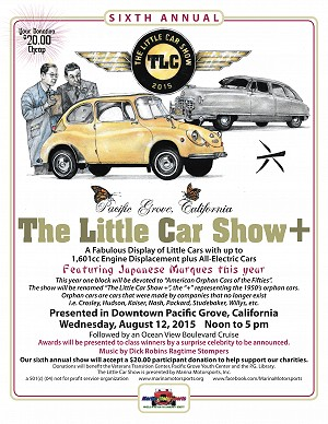 2015 The Little Car Show