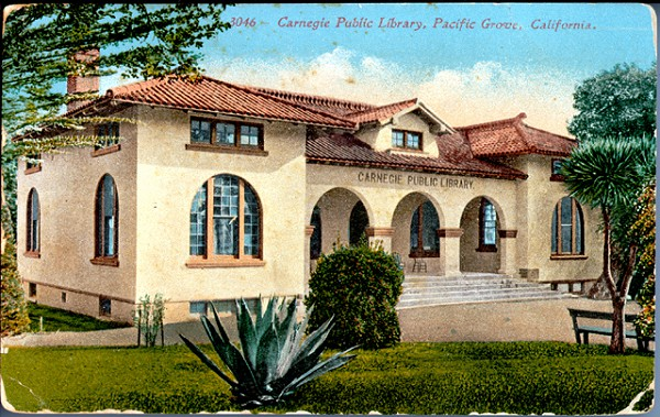Pacific Grove Library